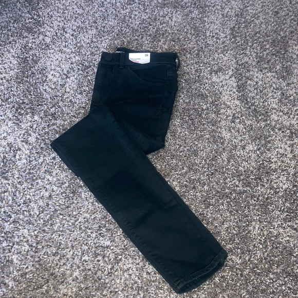 Express high rise ankle legging Jean